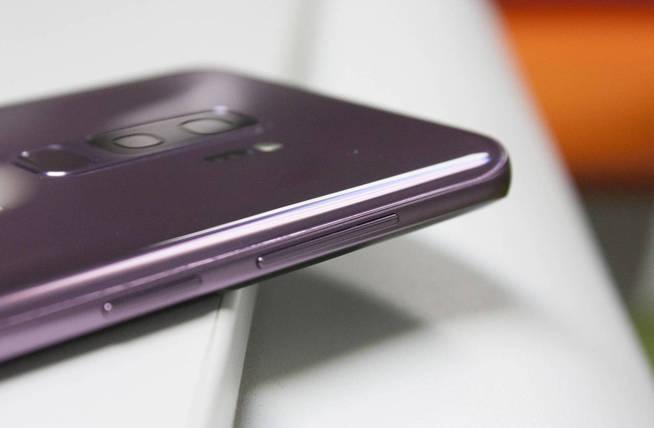 La cámara dual llega al Galaxy S9 Plus, no al S9. (E. Villarino)