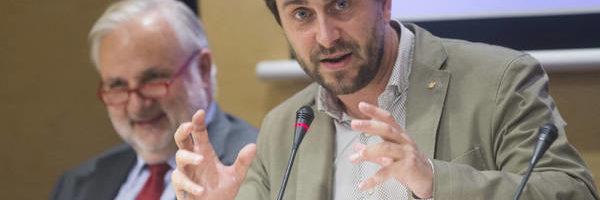 Investidura Cataluña 2018: Toni Comín (ERC) pide la delegación del voto para facilitar una investidura sin la CUP