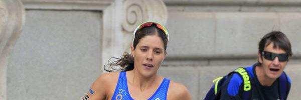 Triatlón: La triatleta Carolina Routier, grave tras ser atropellada mientras entrenaba