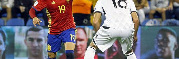 Selección Española de Fútbol: Lista de convocados de España: Rodrigo quita el puesto a Morata para el Mundial