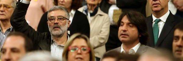 Torra otorga a la CUP el cargo simbólico de guardián moral del independentismo