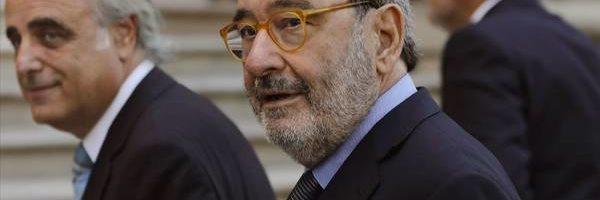 Sueldos: Serra, sobre los sueldos de CatalunyaCaixa: No me arrepiento de mi gestión