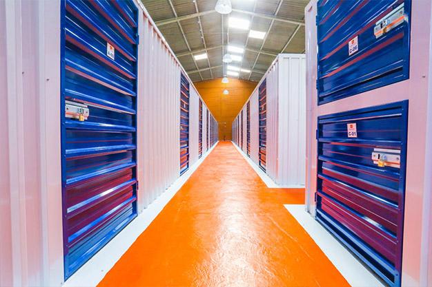 aumentar espaço armazenamento empresa