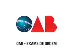 curso oab exame de ordem